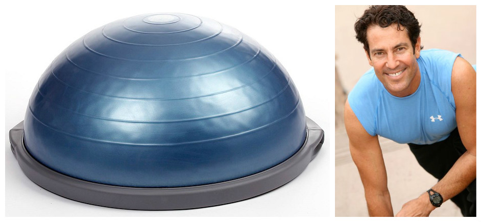 5 Reasons To Use A BOSU Ball