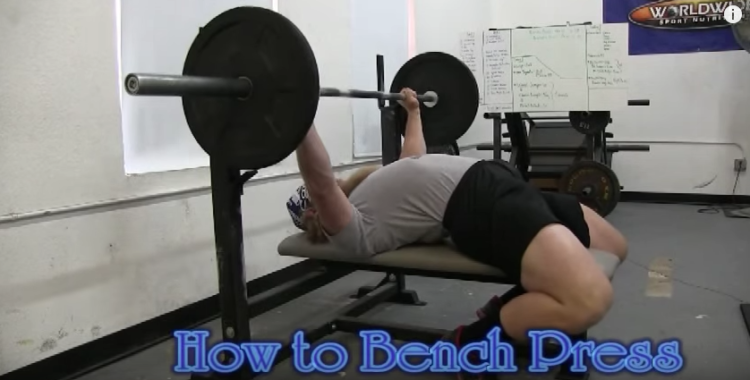 The Do's and Don'ts of a Bench Press