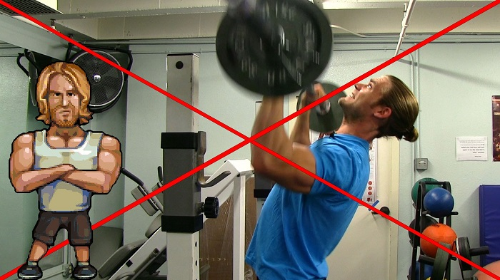 Expert Advice: How to Do an Overhead Press and 5 Mistakes to Avoid