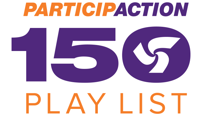 The Participaction 150 Playlist