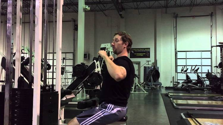 Over Pulling on Pull-ups and Pulldowns