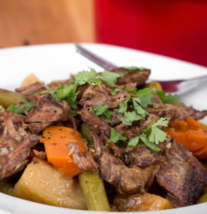 Classic Pot Roast with Vegetables