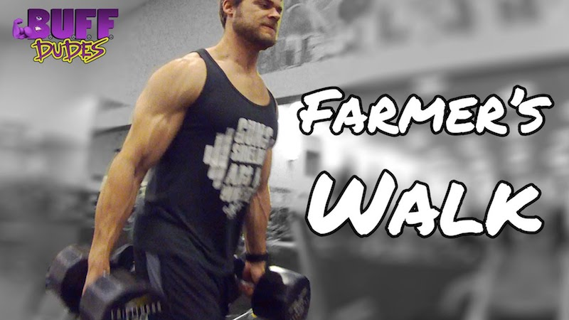 How to Perform the Farmer's Walk