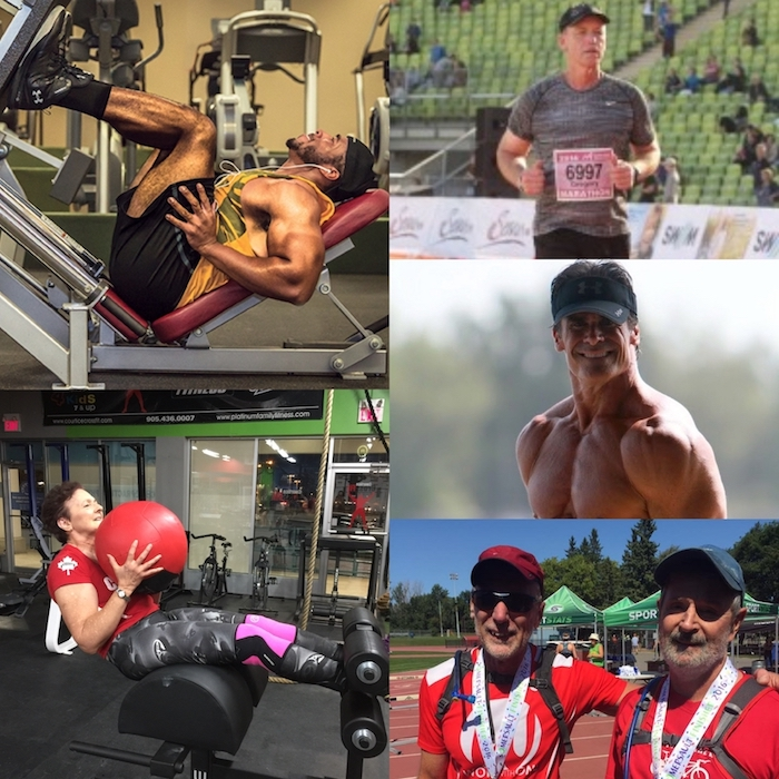 5 Inspirational Fitness Stories