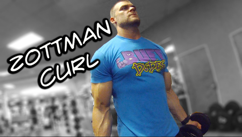 How to Perform the Zottman Curl