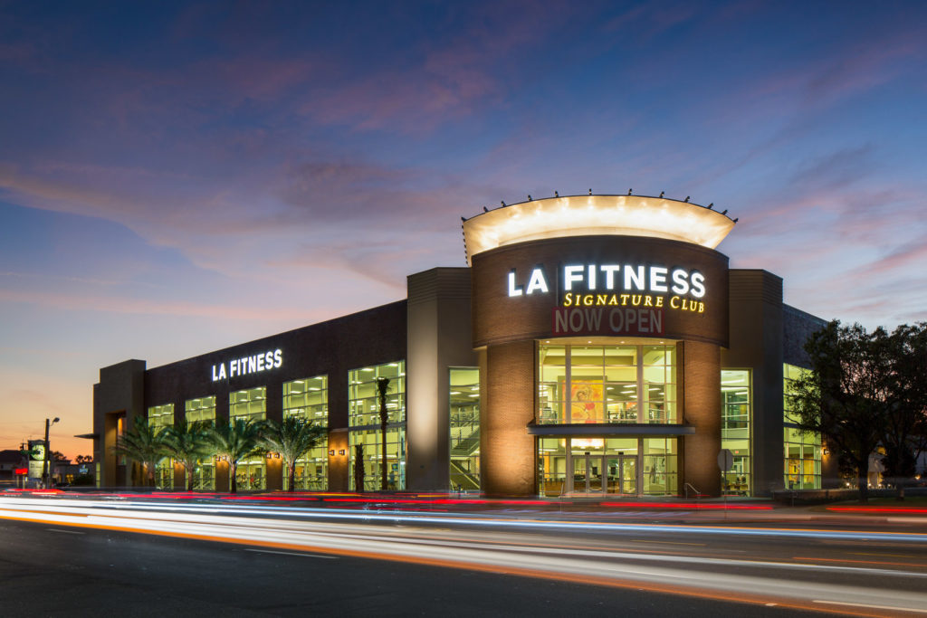 Top 10 LA Fitness Locations in the GTA
