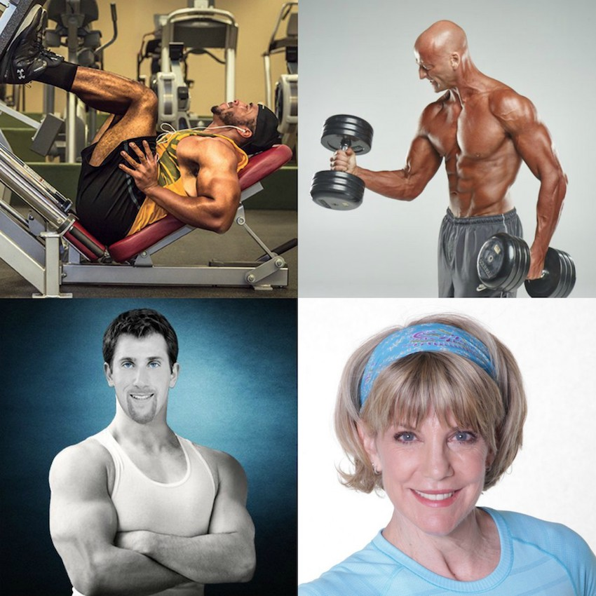 4 Fitness Experts on Training Around an Injury