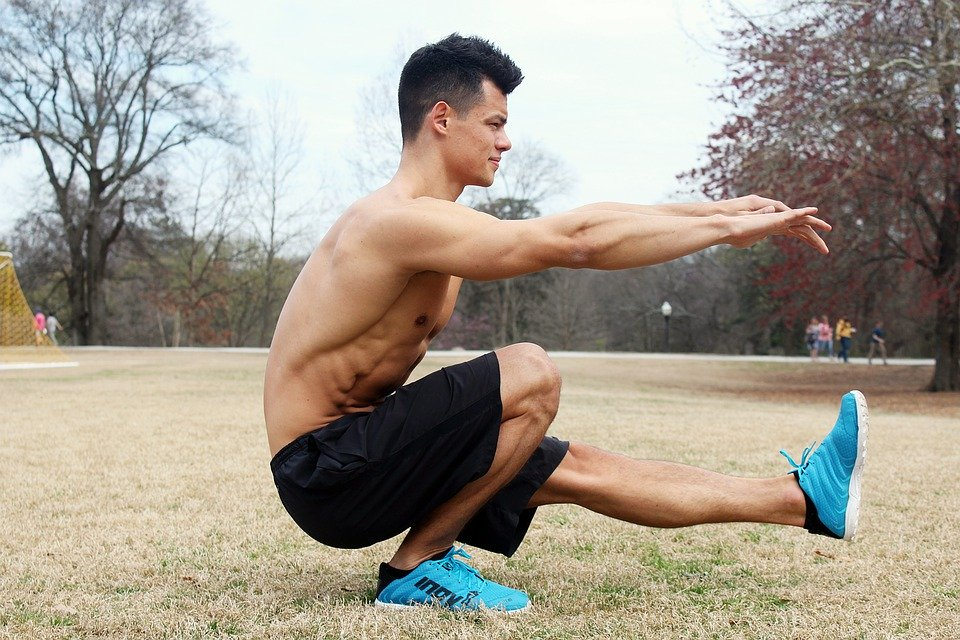 10 Bodyweight Exercises You Can Do At Home