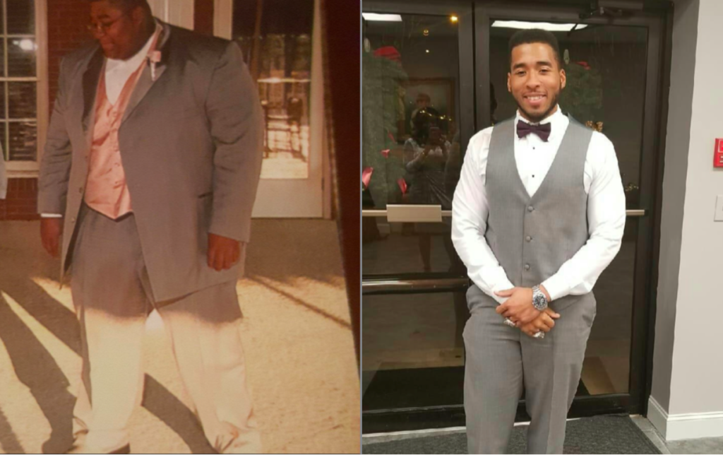 Vinson Smith's 300 Pound Weight Loss Transformation