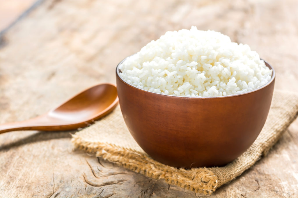 A Healthier Way To Eat White Rice